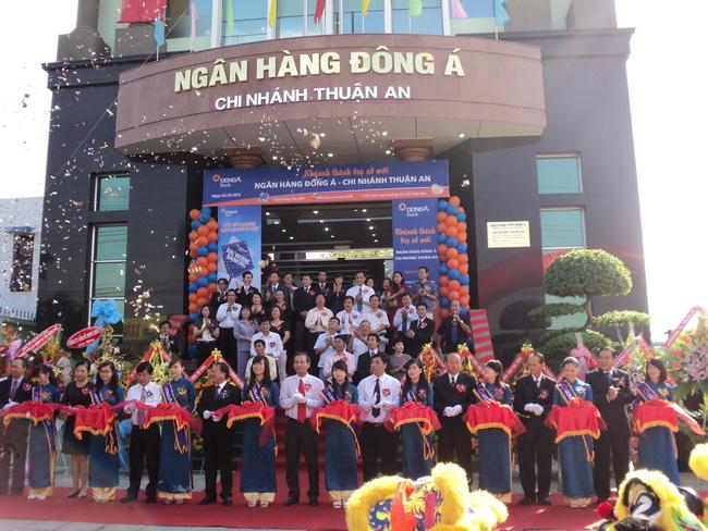 Đông Á Thuận An - Tuyển nhân viên Phát triển kinh doanh Khách hàng cá nhân, giao dịch viên