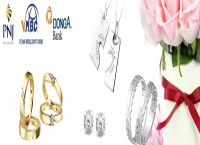 Special discount for DongA Bank Multi-functional Card users when shopping on shopping.pnj.com.vn
