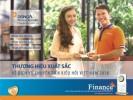 DongA Bank nhận giải thưởng xuất sắc về dịch vụ chuyển tiền kiều hối năm 2018