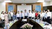Hiệp hội Ngân hàng Việt Nam thăm và làm việc tại  DongA Bank