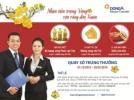 Kiều hối Đông Á tri ân khách hàng nhân dịp Tết Kỷ Hợi 2019