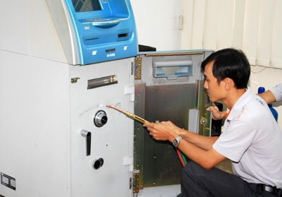 DongA Bank introduces the solution of ATM protection