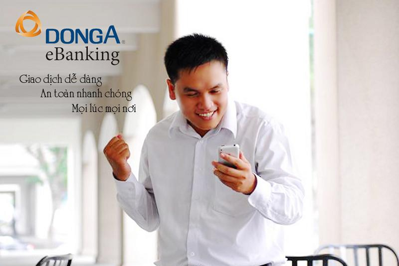 DongA eBanking expanding partners for linking the service of tuition payment.