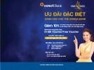 Giảm giá tại TMV NGỌC DUNG dành cho KH là chủ thẻ DongA Bank (đến 06/08/2021)
