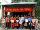 DongA Bank tài trợ 300 triệu đồng xây nhà tình thương, tình nghĩa tại Củ Chi