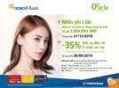 Ưu đãi dành cho chủ thẻ DongA Bank tại Viện thẩm mỹ Oracle