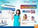 Giảm 50% khi thanh toán tiền điện qua Vban.vn