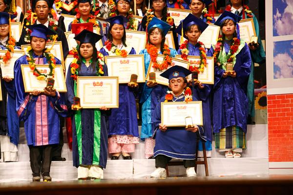 The 3rd Honoring Top University Graduates Ceremony - 2010