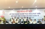 DongA Bank tham gia Hội nghị kết nối hỗ trợ doanh nghiệp khôi phục sản xuất kinh doanh sau dịch bệnh Covid – 19