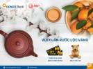 Vui Xuân rước Lộc Vàng cùng DongA Bank