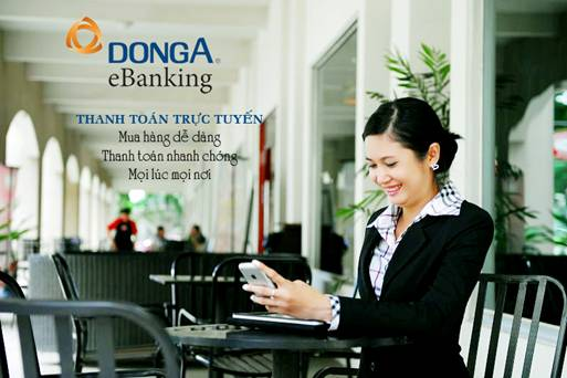 DongA eBanking expanding Online payment partners