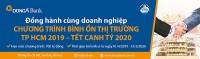 """Ngân hàng TMCP Đông Á đồng hành cùng  """"Chương trình Bình ổn thị trường năm 2019 – Tết Canh Tý 2020"""""""