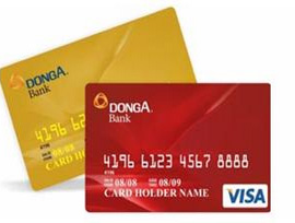 Notice of new foreign currency exchange fee of DongA Bank Visa credit card